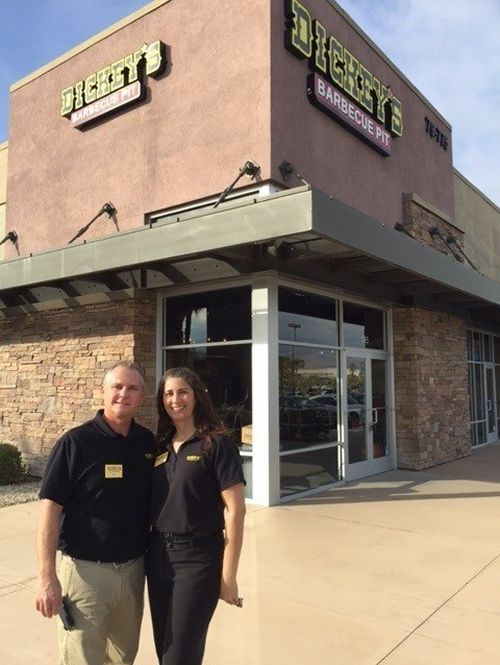 Dickey's Barbecue Pit Opens Second Location in Coachella Valley
