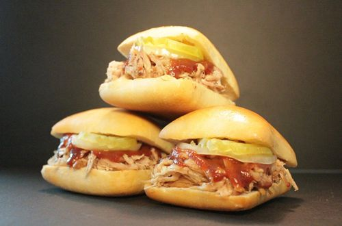 Dickey's Barbecue Pit Rings in the New Year with $1 Pulled Pork Sliders