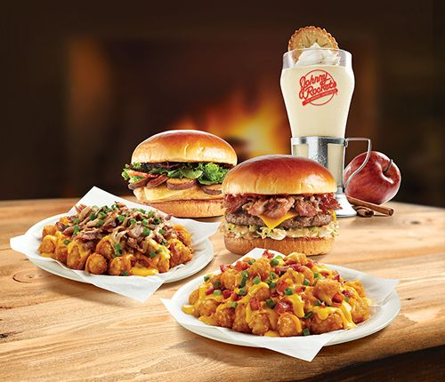 Johnny Rockets Ignites the Spirit of Winter With New Limited Time Menu