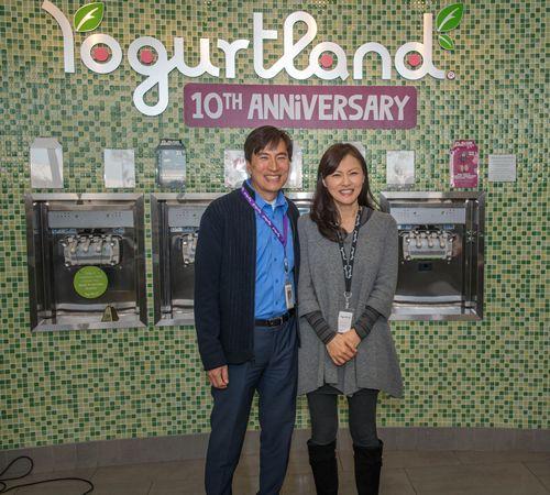 Yogurtland Celebrates 10th Anniversary And Pledges to Fight Human Trafficking