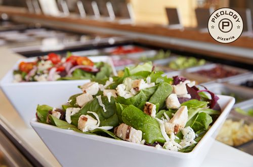 Pieology Pizzeria Gets Even Fresher with New Custom Salad Program