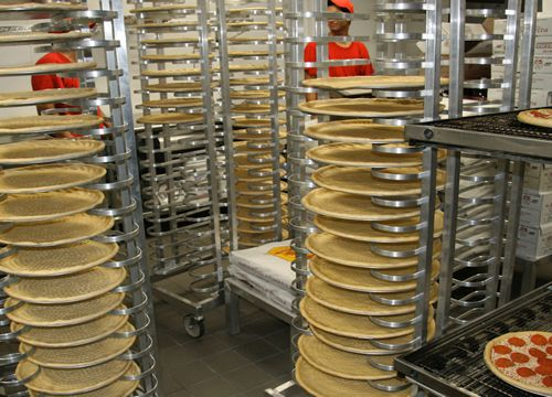 Stores are 'Fresh Dough Factories'