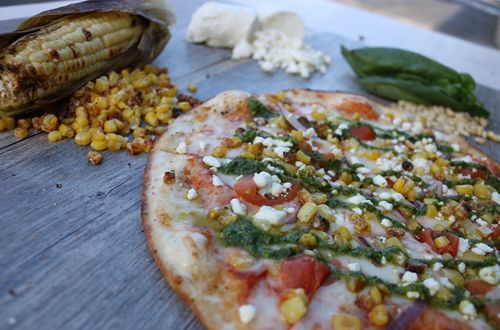 PizzaRev offers Guests a Fresh & Healthy Start to the New Year with Pesto Primavera Pizza