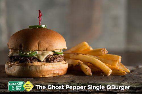 Quaker Steak & Lube Makes Your Taste Buds Scream With New Seasonal Menu Items
