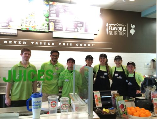 Robeks Juice and Smoothie Franchise Redesign Propels Business Forward