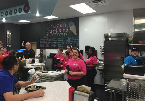 Fresh, All-American Diner Hwy 55 Burgers, Shakes & Fries Readies for their Rock Hill Premiere By Giving Back to the Local Dream Team Foundation