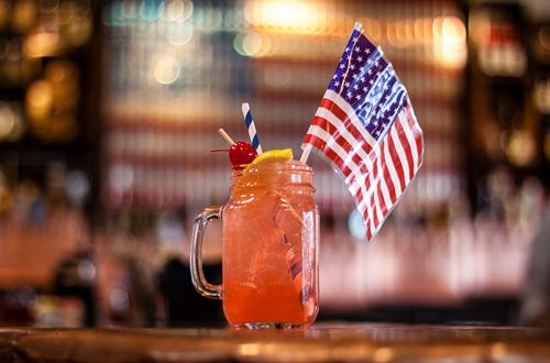 Pick Your Poison at The Rustic on Super Tuesday