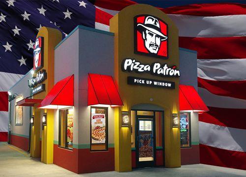 Pizza Patrón Launches 'Veterans Por Favor' - Waives All Franchise Fees