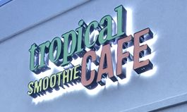 Tropical Smoothie Café Continues National Expansion With New Location In Charleston, S.C.