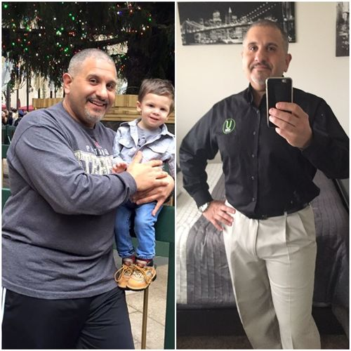 UFood Grill CEO and VP of Real Estate and Construction Lose 95 Pounds in 90 Days