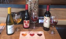 Zinburger Wine & Burger Bar Introduces the Perfect Threesome Just in Time for Valentine's Day