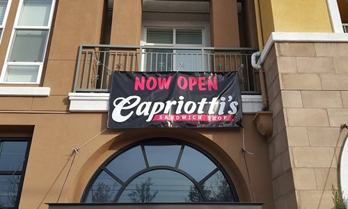 Capriotti's Opens Second Bay Area Restaurant in San Jose