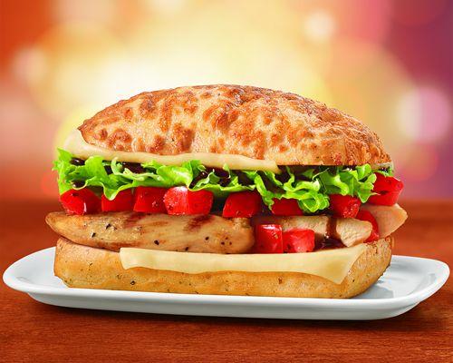 The Dairy Queen System Introduces New Italian-Inspired Chicken Bruschetta Artisan-Style Sandwich