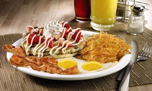 """Denny's Launches New """"Red, White & Bacon"""" Menu In Celebration Of """"Independence Day: Resurgence"""""""