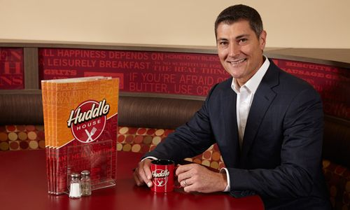 Huddle House CEO Michael Abt Named to 2016 Reader Picks List In Nation's Restaurant News