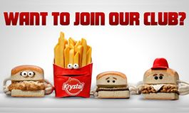 Little-Burger Brand, Krystal, Goes Big on Personality in New Ad Campaign