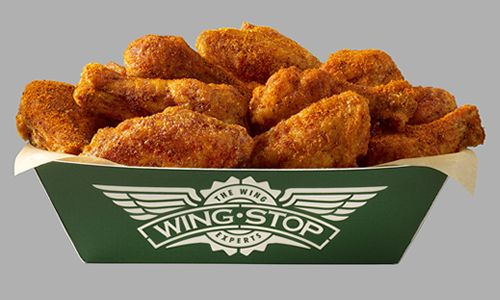 Wingstop Introduces a Bold Barbeque Dry Rub With Smoke 9