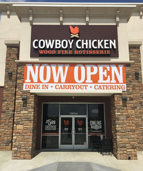 Cowboy Chicken Now Open in Katy, TX