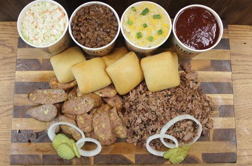 Dickey's Barbecue Pit Offers Family Packs and Picnic Packs Just in Time for Picnic Season
