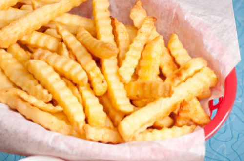 Hwy 55 Introduces New Crinkle Cut Fries