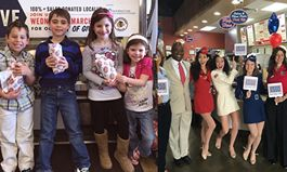 """Jersey Mike's Subs Raises More Than $4 Million for Charities During Nationwide """"Month of Giving"""""""