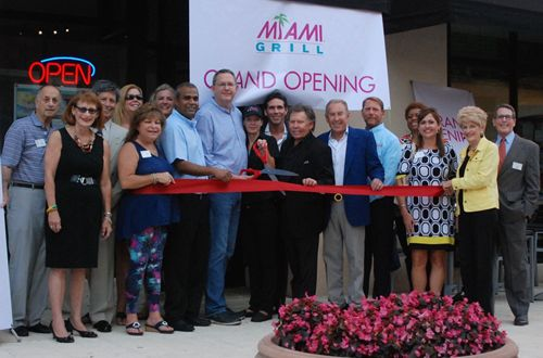 Miami Grill Celebrates First Opening In West Palm Beach