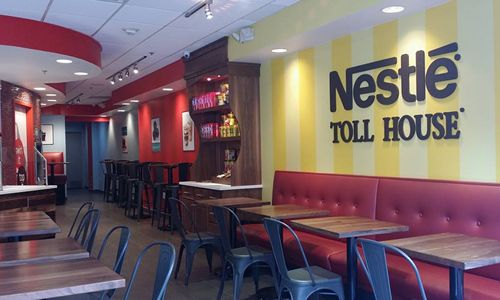 Nestlé Toll House Café by Chip Opens in Fort Worth's Sundance Square