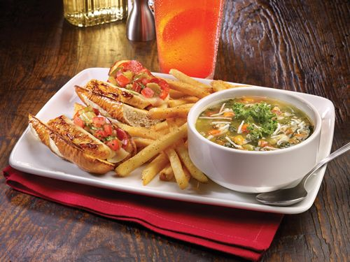 TGI Fridays Challenges America To Combat #FOLO With New Lunch Menu