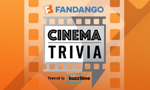 Buzztime Teams Up with Fandango for Interactive In-Venue Promotion