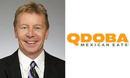 Keith Guilbault Named New Brand President at Qdoba Mexican Eats