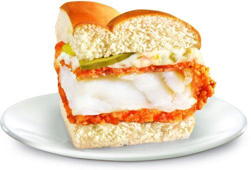 Long John Silver's Debuts Mouth-Watering Coastal Cod Sandwich
