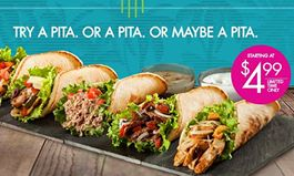 Miami Subs Launches Exciting Pita Promotion