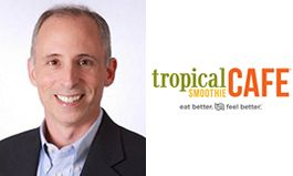 Tropical Smoothie Café Appoints Software Industry Veteran as New Chief Financial & Administrative Officer