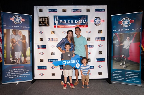 "Brick House Tavern + Tap Launches ""Taste Freedom"" Campaign"