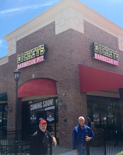 Dickey's Barbecue Pit Brings the Flavor with New Store in Oxford