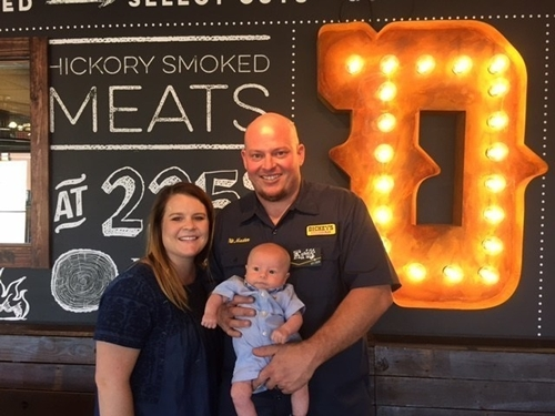 Dickey's Barbecue Pit Fires Up the Pit in Mesa
