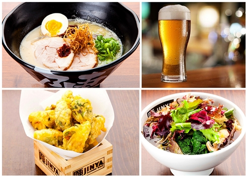West Coast-Based JINYA Ramen Bar to Open This Month in the Nation's Capital