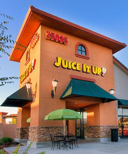 Juice It Up! Closes Second Quarter up Ten Percent in Same Store Sales