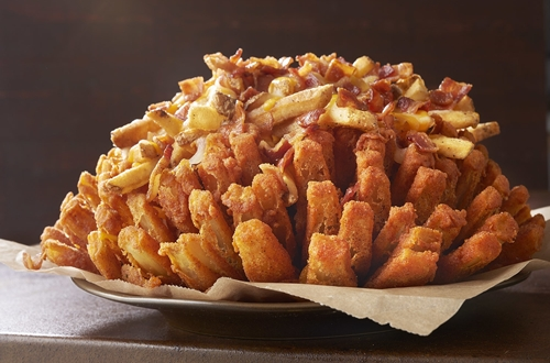 Outback Steakhouse Tops Its Iconic Bloomin' Onion