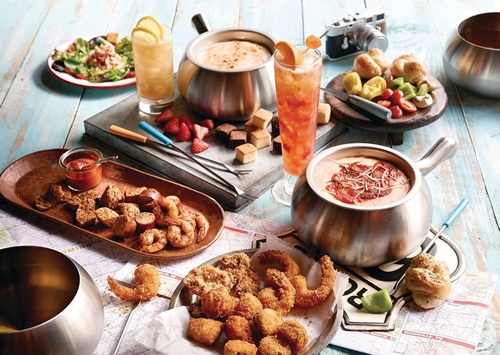 The Melting Pot Returns to the Virginia Peninsula Area Just in Time for Guests to Experience a Culinary Summer Road Trip