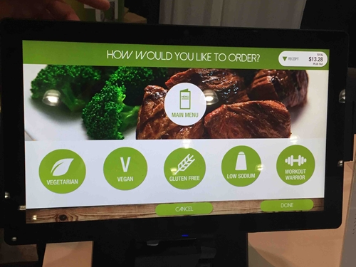 UFood Grill Signs With NEXTEP SYSTEMS To Install Self-Order Kiosks At All New Locations