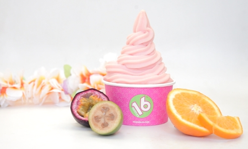 16 Handles and Dannon Celebrate Summer with Sorbet