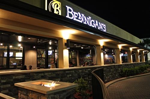 Bennigan's Returns to Panama City Mall