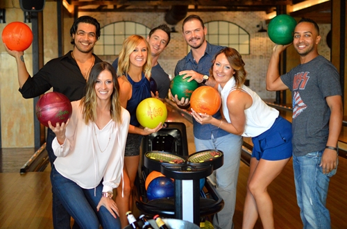 Upscale Bowling Alley Serving Handcrafted Menu Opens in CityCentre