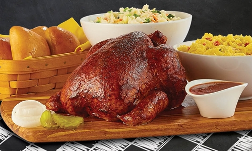 Dickey's Barbecue Pit Launches Whole Smoked Chicken Available in Chicknic Pack - Raised Without Antibiotics