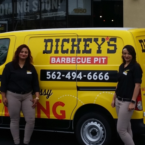Dickey's Barbecue Pit Opens with Smokin' Specials This Thursday