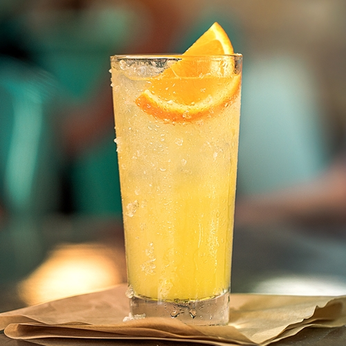 New On The Border Tequila Cocktail - The Mango Mariachi - Named Online