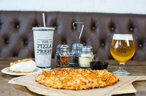 The Pizza Press Announces Fourth Orange County Location With the Opening in Costa Mesa in July 2016