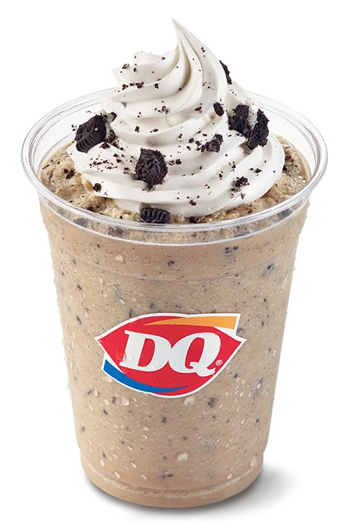 The Dairy Queen System is Celebrating the Unofficial End of Summer With a Free Frappe Giveaway 2-5 p.m. on Tuesday, September 6
