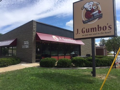 Gumbo Growth LLC Celebrates Opening of New Pittsburgh-Area J. Gumbo's Restaurant Location